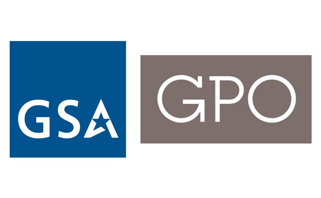 GSA and GPO Logos