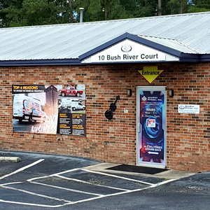 Entrance to Another Printer